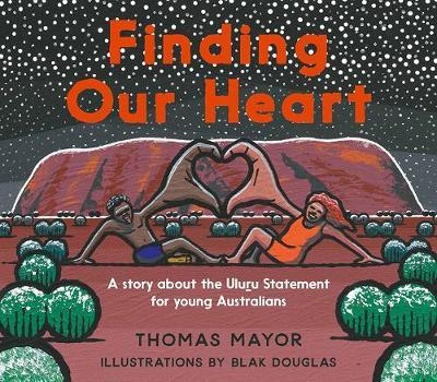 Finding Our Heart by Thomas Mayor image