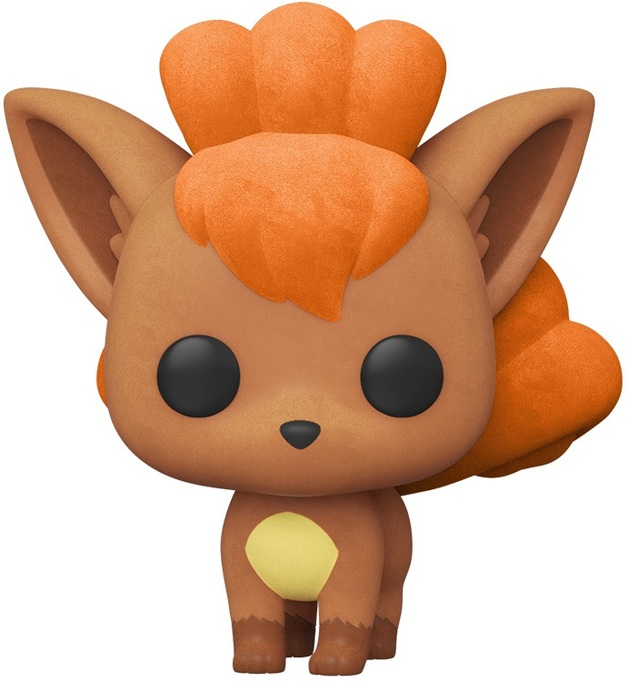 Pokemon: Vulpix (Flocked) - Pop! Vinyl Figure