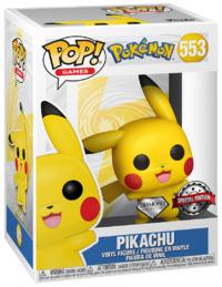 Pokemon: Pikachu (Waving) - Pop! Vinyl Figure