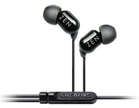Creative Aurvana In-Ear Earphone