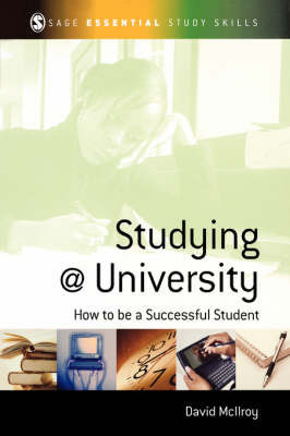 Studying at University by David McIlroy