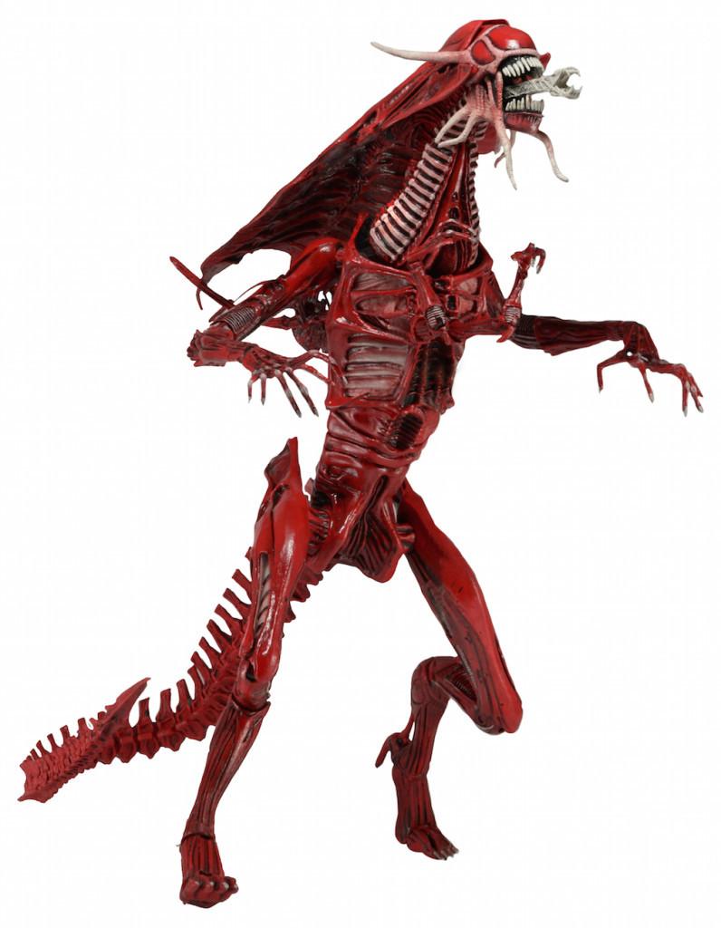 Aliens Genocide: Red Queen Ultra-Deluxe Action Figure image
