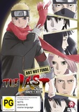 The Last: Naruto The Movie DVD