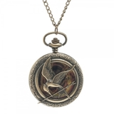 Hunger Games Watch Necklace