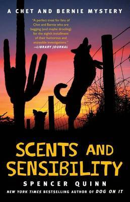 Scents and Sensibility by Spencer Quinn