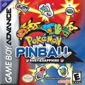 Pokemon Pinball: Ruby & Sapphire for Game Boy Advance