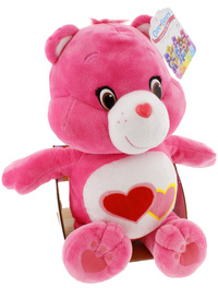 Care Bears: Love-a-lot Bear Medium Plush
