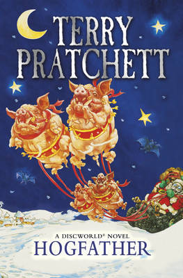 Hogfather (Discworld 20 - Death/The Wizards) (UK Ed.) by Terry Pratchett