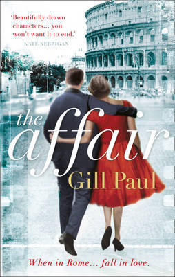 The Affair by Gill Paul image