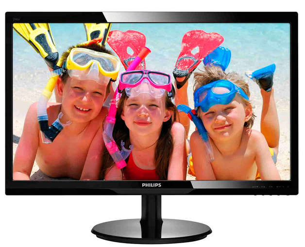 "24"" Philips V Line - LCD monitor"