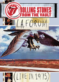 Rolling Stones From The Vault - L.A. Forum - Live In 1975 on DVD