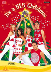 Hi-5 - It's A Hi-5 Christmas on DVD