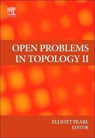 Open Problems in Topology II image