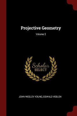 Projective Geometry; Volume 2 by John Wesley Young image