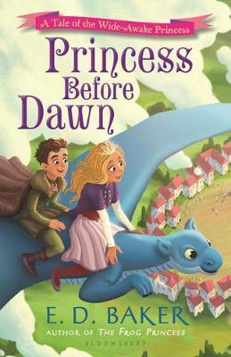 Princess Before Dawn by E.D. Baker
