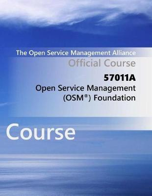 Open Service Management Foundation by The Open Service Management Alliance
