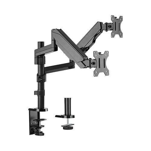 """Brateck: 17""""-32"""" Gas Spring Monitor Arm image"""