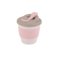 Oasis Plastic Coffee Cup - Pink (227ml)