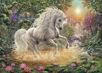 Ravensburger : Mystical unicorn Puzzle (1000 Pcs)
