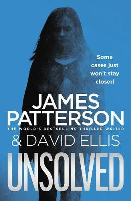 Unsolved by James Patterson image