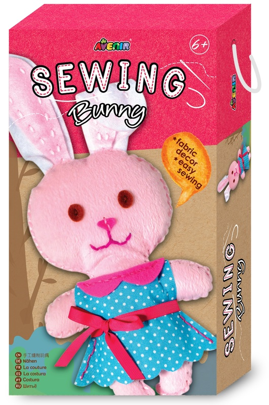 Avenir: Sewing Doll Kit - Bunny