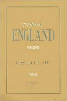 History of England, Volume 6 by David Hume image
