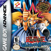 Yu Gi Oh World Wide Edition for Game Boy Advance