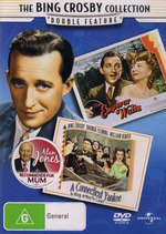 Bing Crosby Collection, The - Emperor Waltz / Connecticut Yankee In King Arthur's Court (2 Disc Set) on DVD