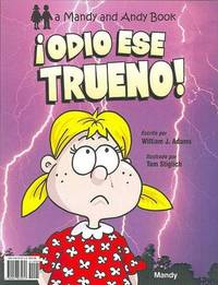 Hate That Thunder/Odio Ese Trueno by William J. Adams image