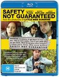 Safety Not Guaranteed on Blu-ray