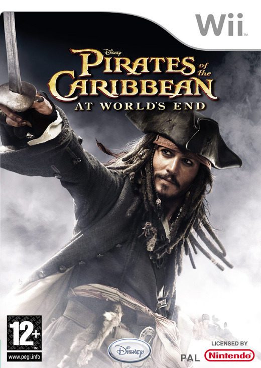 Pirates of the Caribbean: At Worlds End for Nintendo Wii