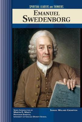 Emanuel Swedenborg by Samuel Willard Crompton