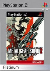 Metal Gear Solid 2: Sons of Liberty for PlayStation 2