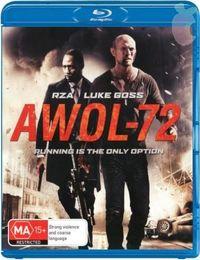 AWOL - 72 on Blu-ray