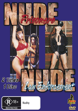 Nude Prisoners / Nude Law Enforcement on DVD image