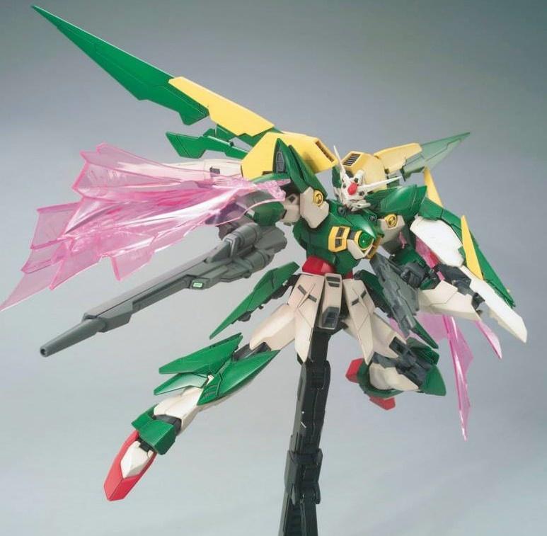 MG 1/100 Gundam Fenice Rinascita - Model Kit image