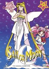 Sailor Moon Collection 14: Love Conquers All! on DVD