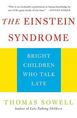 The Einstein Syndrome by Thomas Sowell