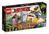 LEGO Ninjago - Manta Ray Bomber (70609)