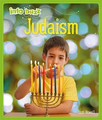 Info Buzz: Religion: Judaism by Izzi Howell image