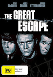 The Great Escape (New Packaging) on DVD image