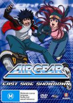 Air Gear - Vol. 1: East Side Showdown on DVD