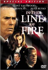 In The Line Of Fire - S.E on DVD