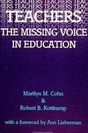 Teachers by Marilyn M. Cohn image