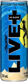Live+ Ascend Energy Drink (250ml) Pack of 6
