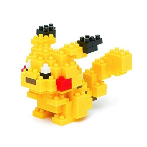 nanoblock: Pokemon - Pikachu