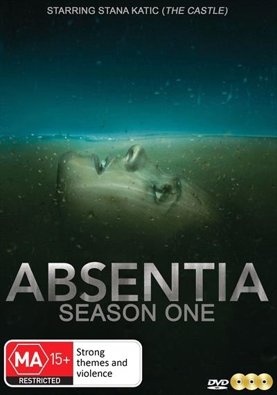 Absentia: Season One on DVD image