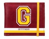 Harry Potter: Varsity Bi-Fold Wallet - G For Gryffindor