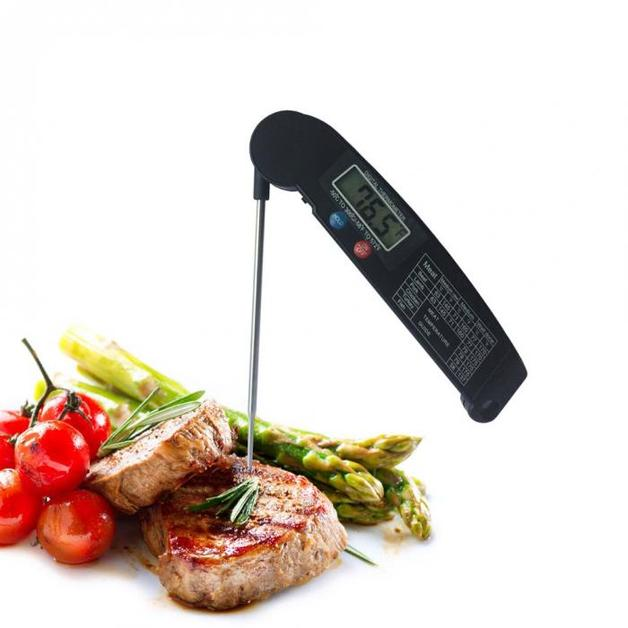 Ape Basics: Instant Read Digital Cooking Thermometer