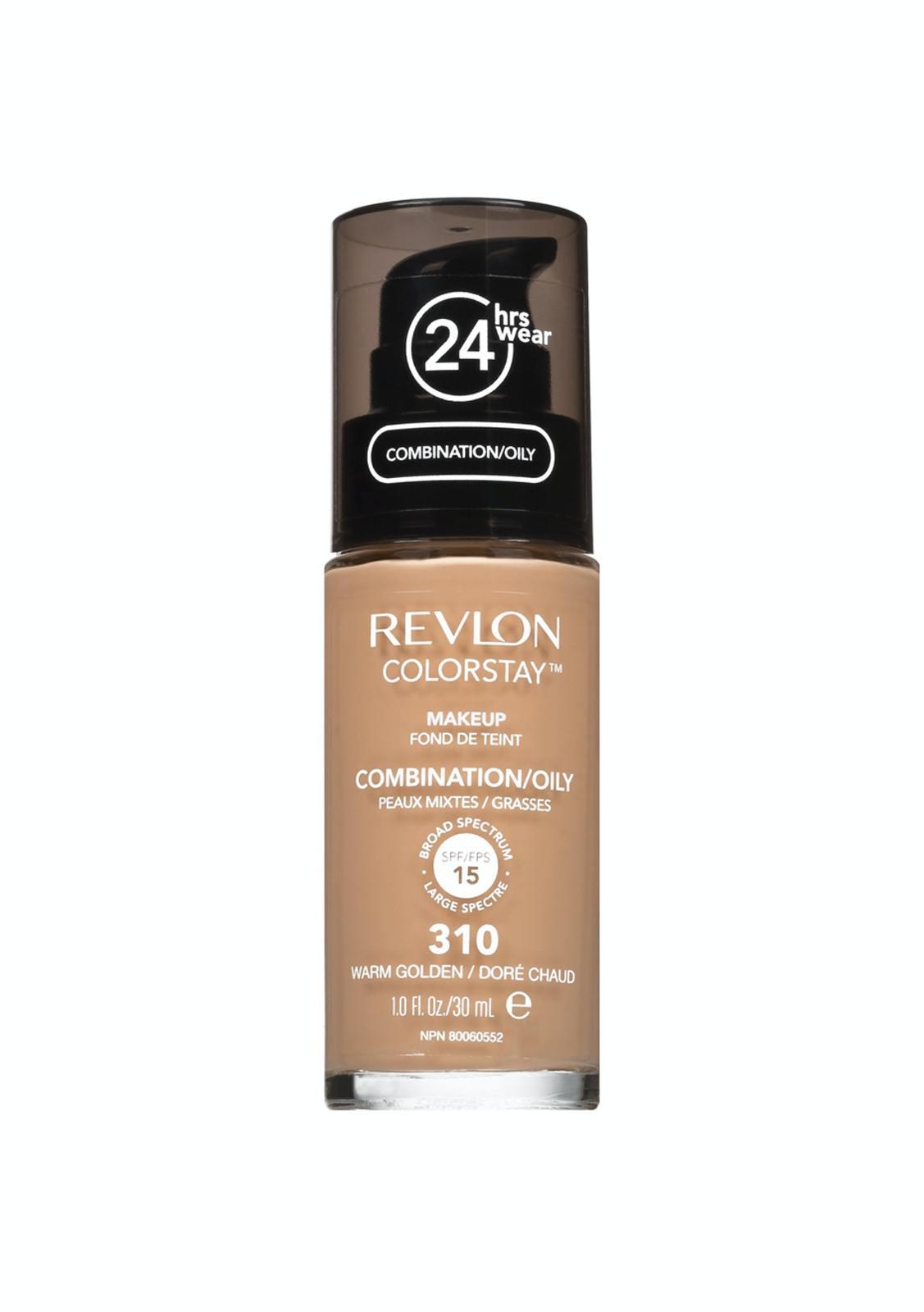 Revlon: Colorstay Foundation - Warm Golden image